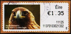 Ireland. 2010? £1.35 Machine Label. Fine Used