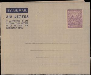 Barbados, Postal Stationery