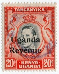(I.B) KUT Revenue : Uganda Duty 20c