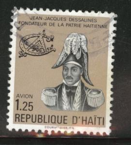 HAITI Scott C513 used  1982 airmails cto