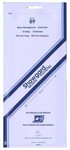 Mounts Showgard, 240/89mm (10ea. Black) (00605B)