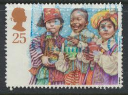 GB SG 1844 SC# 1573 Christmas  1994   Used   see details