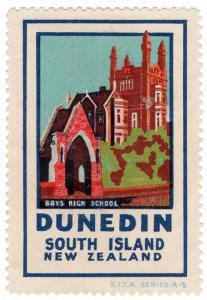 (I.B) New Zealand Cinderella : South Island Tourism (Dunedin)
