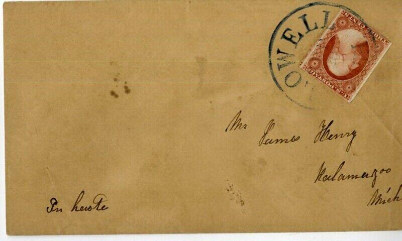 US Stamps Cover # 10 Position 95R4