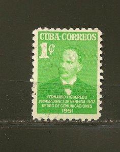 Cuba 455 Figueredo Used