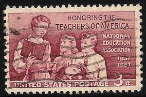 United States 1957 Scott# 1093 Used