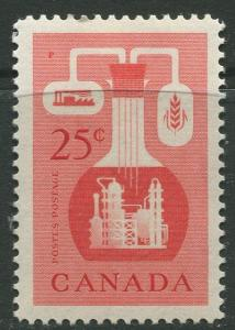 STAMP STATION PERTH Canada #363 Industry 1956 MNH CV$1.50