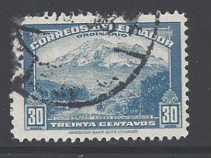 Ecuador Sc # 407A used (DT)