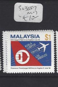 MALAYSIA     (P0801BB)  SG 355-7     MOG