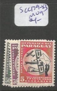 Paraguay SC 179-83 MOG (3ctu)