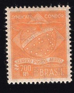 Brazil Scott #1CL1-1CL7 Stamps - Mint Set