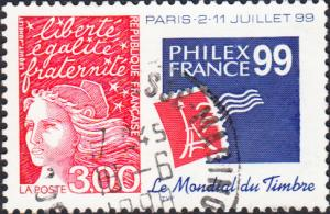 France #2620 Used