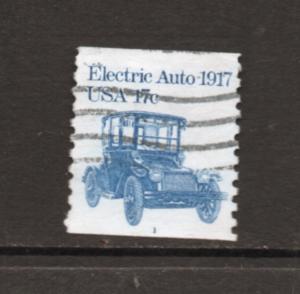 Scott # 1906 used plate # 1