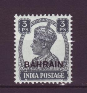 J1050 jls stamp 1942-4 mnh #38 ovpt india stamp