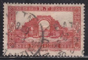 Algeria 95 Arch of Triumph, Algiers 1936