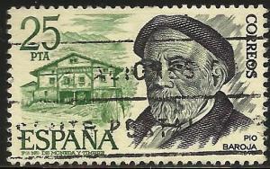 Spain 1978 Scott# 2085 Used