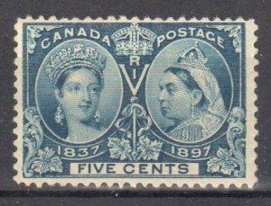 Canada #54 VF NH C$300.00 Jubilee