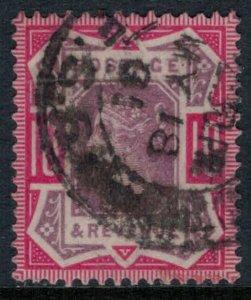Great Britain #121  CV $42.50