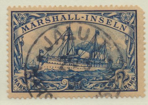 Marshall Islands Stamp Scott #23, Used - Free U.S. Shipping, Free Worldwide S...