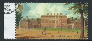 GB  QE II  SG 3592 Buckingham Palace VFU