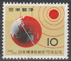 Japan #732  MNH VF (V3628)