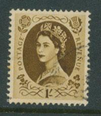 Great Britain QE II  SG 529  VFU