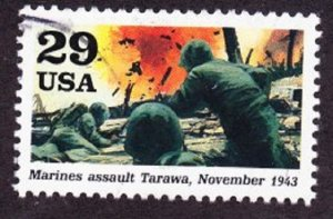 2765j WWII - Tarawa Used Single