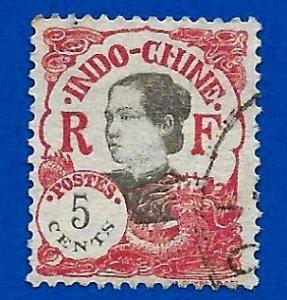Indo-China 1922 - U - Scott #102 *