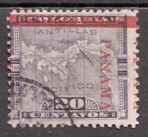 Panama - Scott #80 - Used - SCV $1.00