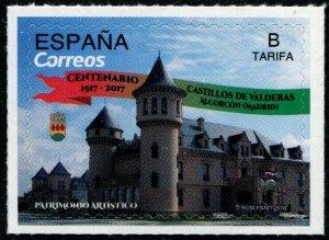 HERRICKSTAMP NEW ISSUES SPAIN Sc.# 4271 Castles of Valderas Self-Adhesive