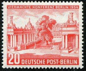 Berlin   Sc.# 9N103 MNH**        Mi.# 116 postfrisch
