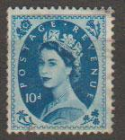 Great Britain SG 527 Used