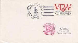Caroline Islands 10c Veterans of Foreign Wars 1974 Yap, Caroline Islands 9694...