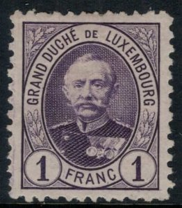 Luxembourg #67*  CV $14.50