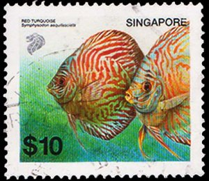 Singapore Scott 1021 Used.