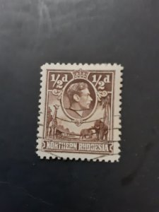 *Northern Rhodesia #26                    Used