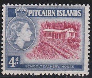 Pitcairn Islands 31 MNH (1958)