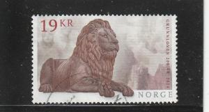 Norway  Scott#  1744  Used
