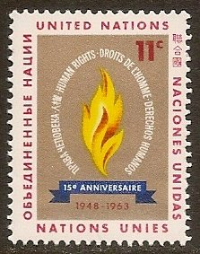 United Nations UN New York Scott # 122 Mint NH. Free shipping with another item.