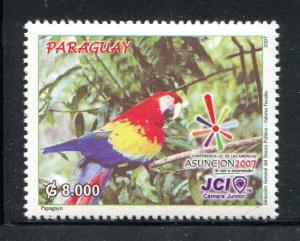 Paraguay 2825, MNH, Junior Chamber Inter Conference Asuncion, 2007. x31095