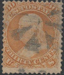 U.S. 100 Used F+ (61820)