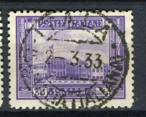 ITALY; SOMALIA 1932 early Pictorial issue fine used 50c. value