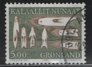 GREENLAND, 168, USED, 1986-88 Harpoon points