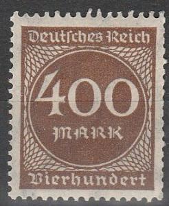 Germany #232  MNH F-VF (V1708)