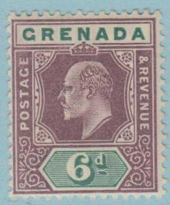 GRENADA 53 MINT LIGHTLY HINGED OG * NO FAULTS VERY FINE