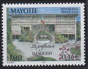 Mayotte 128 MNH (1999)