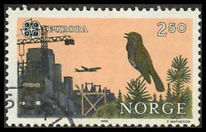 Norway 892 Used  VF