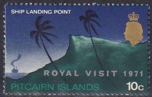 Pitcairn Islands #118 MNH  (Z6125)