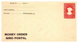 Philippines, Postal Stationary