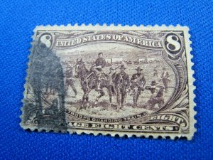 UNITED STATES,  1898   SCOTT #289   -   Used - your choice - see photos